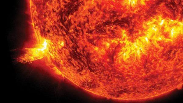 ماموریت جدید ناسا - طوفان خورشیدی