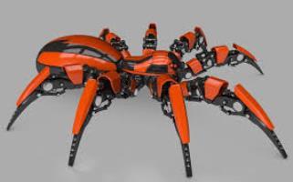 ساخت ربات جهنده