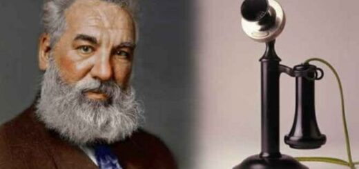 الکساندر گراهام بل مخترع تلفن